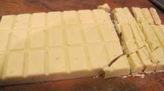 white choco chunks